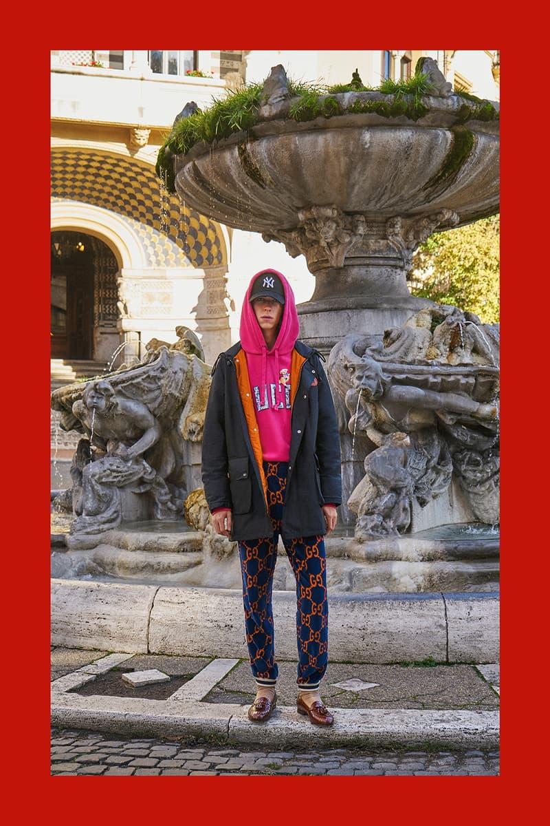 Gucci Alessandro Michele Major League Baseball Dario Argento Peter Schlesinger
