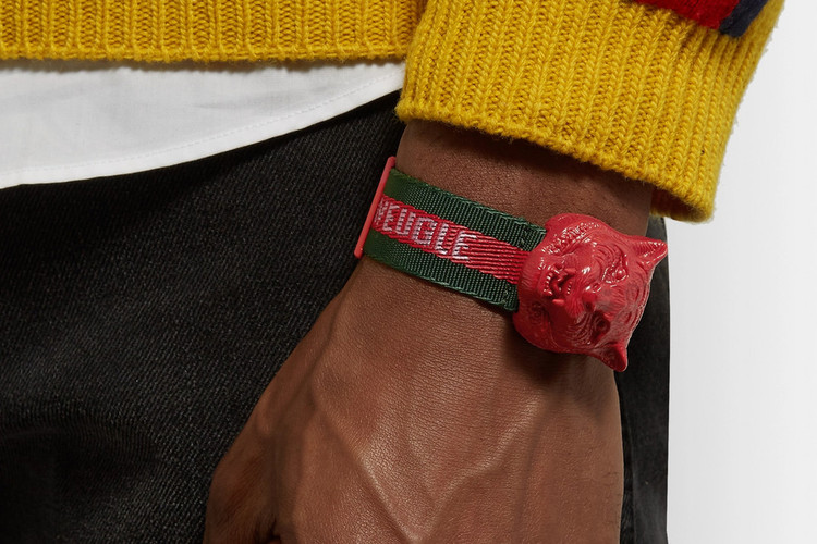 492623858c3 Gucci s Latest Watch Features a Snarling Red Tiger Head