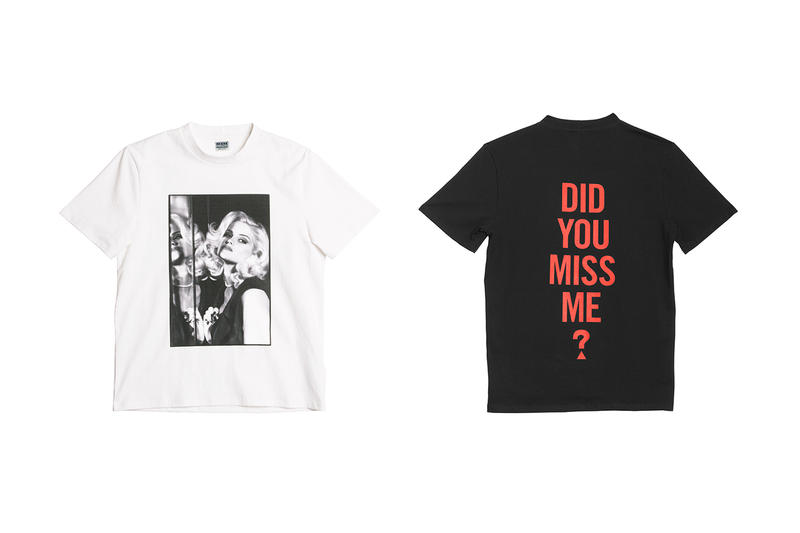 Guess Jeans USA Cali Thornhill Dewitt Anna Nicole Smith Collaboration Capsule t-shirt hoodie 2018 january 17 billboard