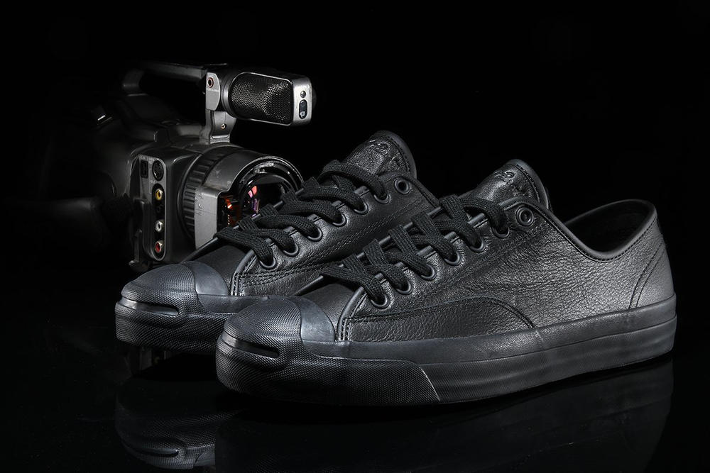 GX1000 Converse CONS Jack Purcell Pro Ox Black 2018 January 4 Release Date Info Sneakers Shoes Footwear SF San Francisco Premier
