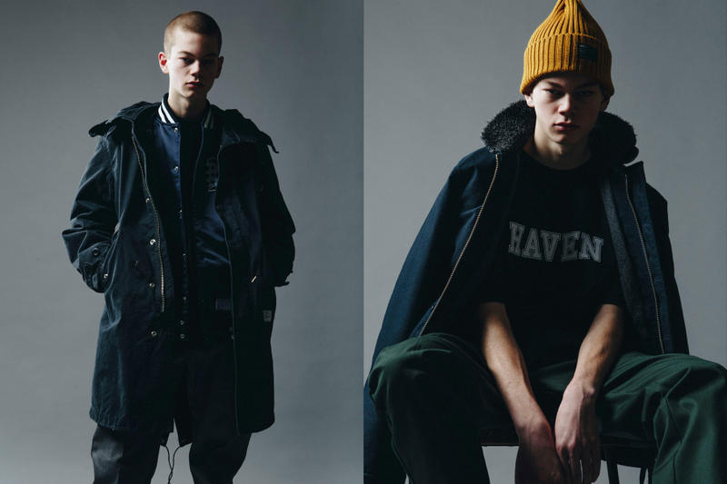 HAVEN Delivery 2 Editorial Streetwear sportswear bomber jackets
