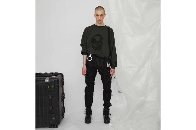 HELIOT EMIL 'INTENDED CONSEQUENCES' Autumn/Winter 2018 Lookbook