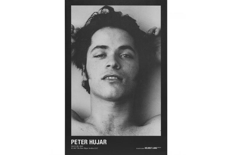 Helmut Lang Artist Series Peter Hujar Photographer Photography Art Artwork Black and White