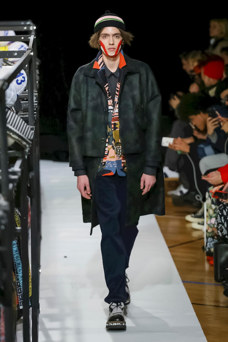 Henrik Vibskov Fall/Winter 2018