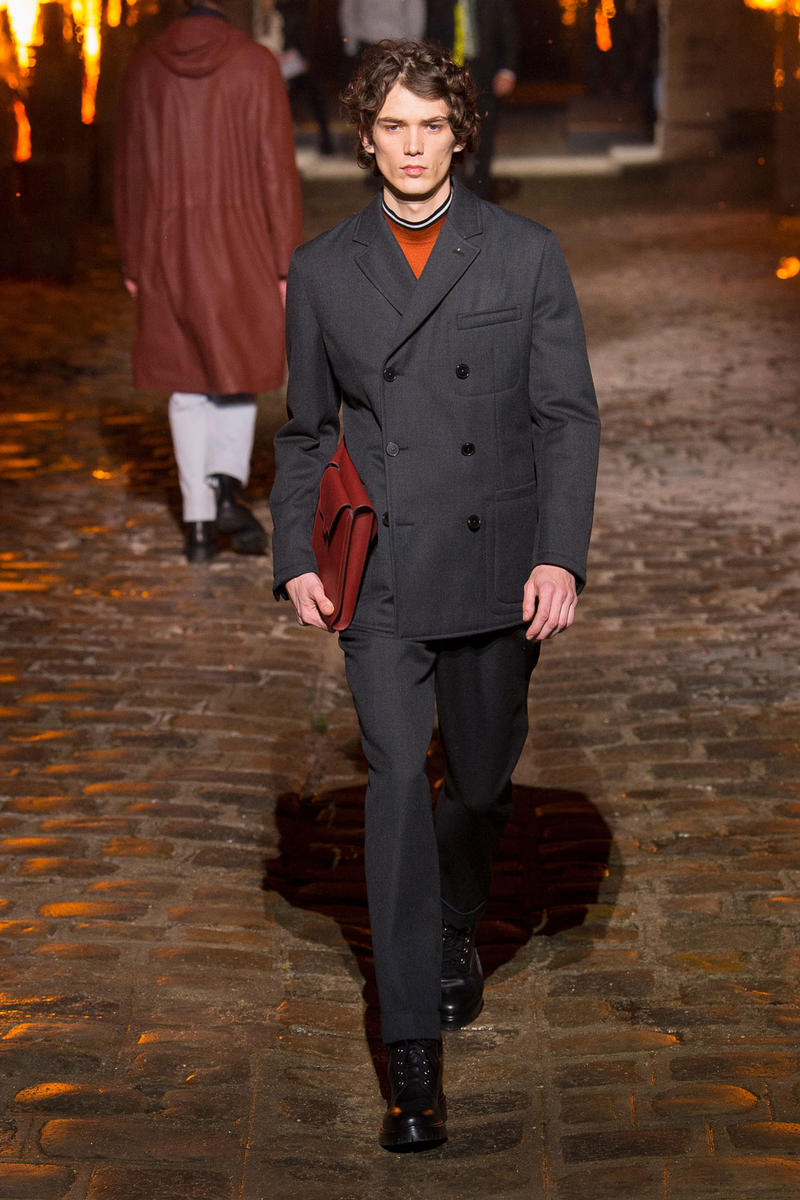 Hermés 2018 Fall/Winter Collection paris fashion week men's