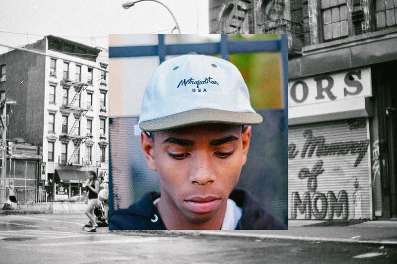 HUF Worldwide Metropolitan USA 2018 Lookbook