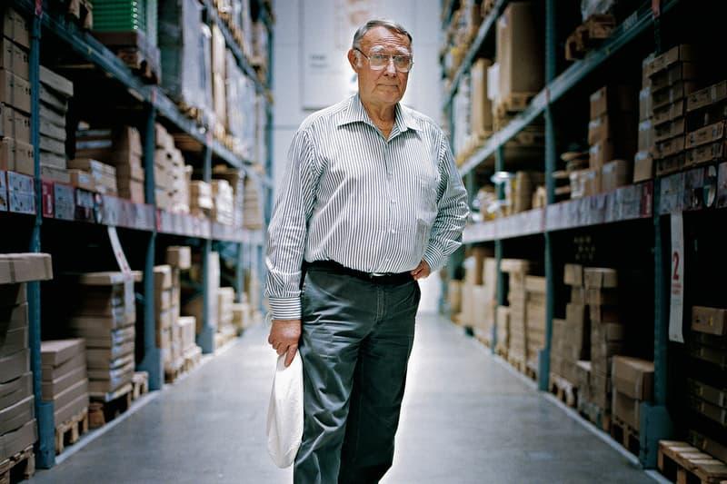 Ikea Founder Ingvar Kamprad Dies At 91 Hypebeast