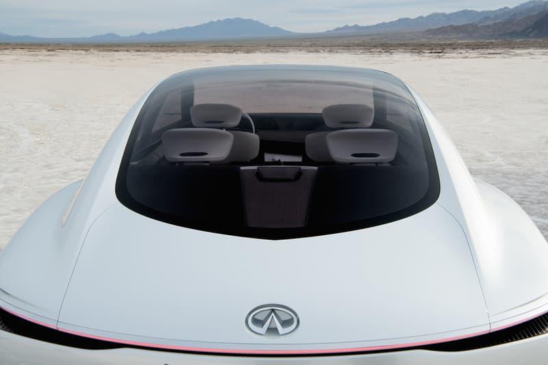 Infiniti Q Inspiration Concept Detroit Auto Show