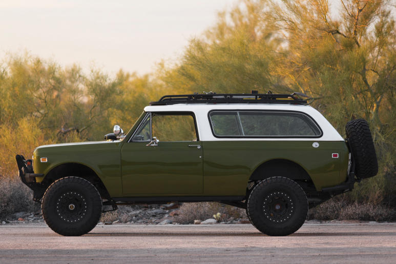 Custom International Harvester 'Scout II' SUV