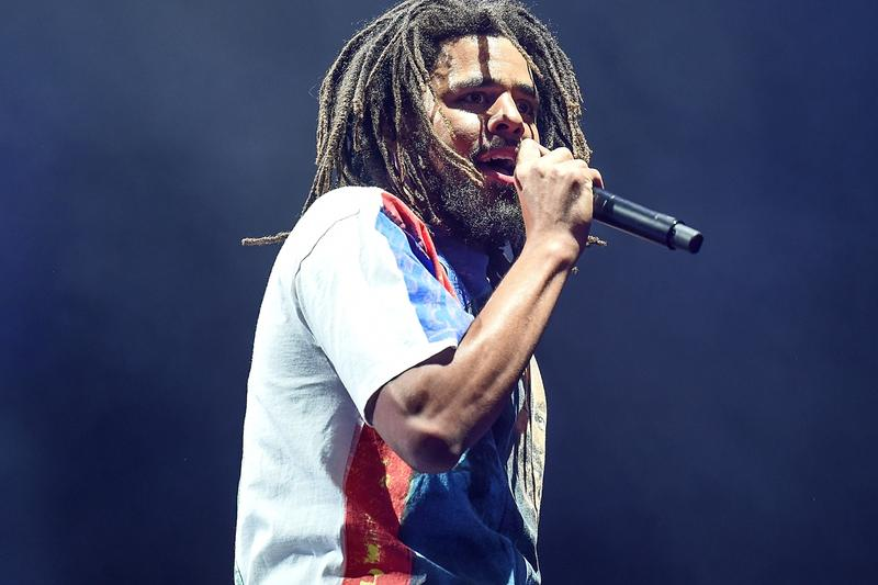 "J. Cole's ""4 Your Eyez Only"" Goes Gold, No Features"