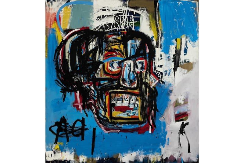 Jean Michel Basquiat Brooklyn Museum Untitled Painting Art Artwork Graffiti