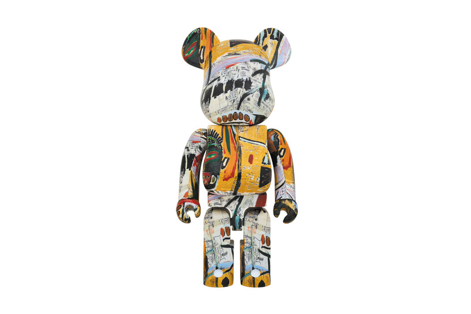 The Jean-Michel Basquiat BE@RBRICKS Are Finally Releasing