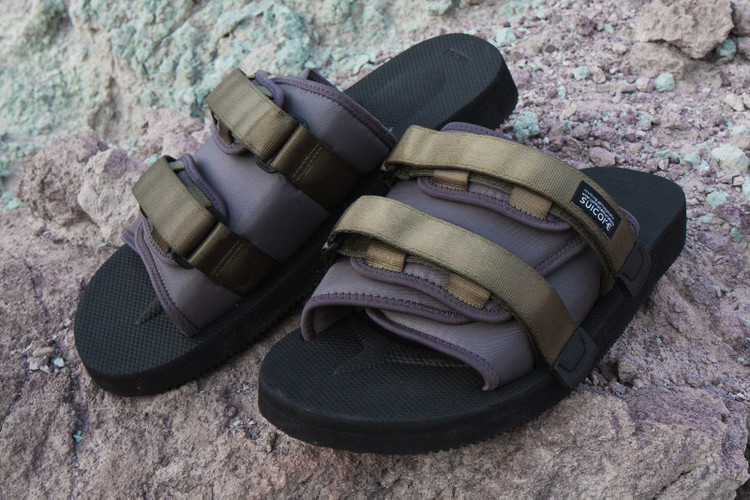 025d06d28cb John Elliott x SUICOKE MOTO Sandal Collection Is Dropping Soon