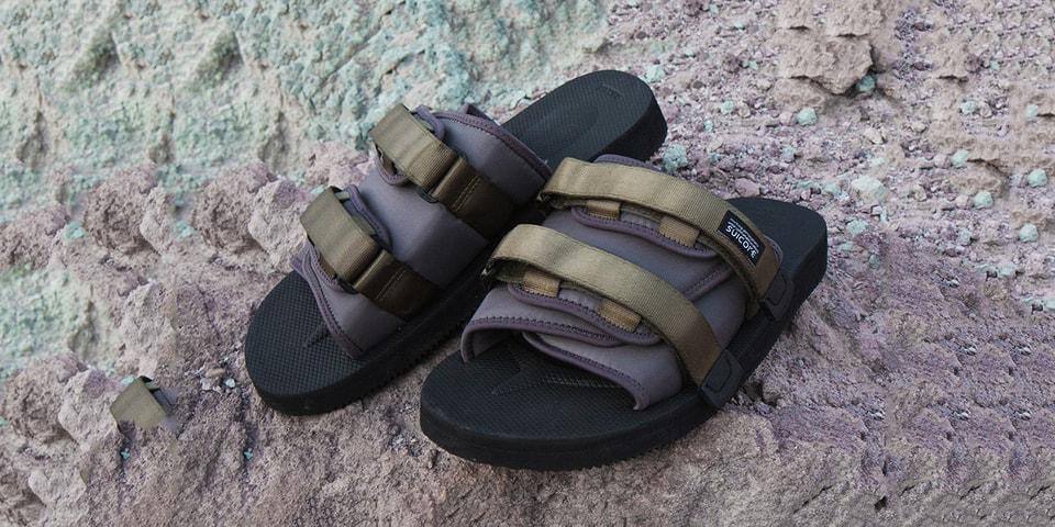82bae170da3 John Elliott x Suicoke MOTO Sandal Collection