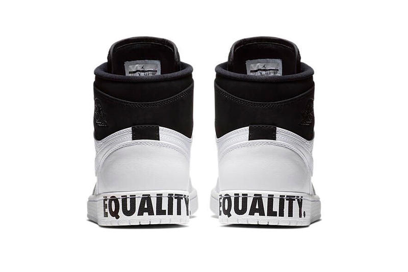 Nike Air Force 1 Air Jordan 1 Equality black white january footwear 2018 15 Release Date Info Sneakers Shoes Footwear Drops MLK Day Martin Luther King Jr