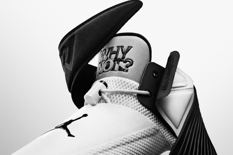 Jordan Brand Russell Westbrook Why Not Zer0.1 2-Way Mirror Image January 15 February 15 Release