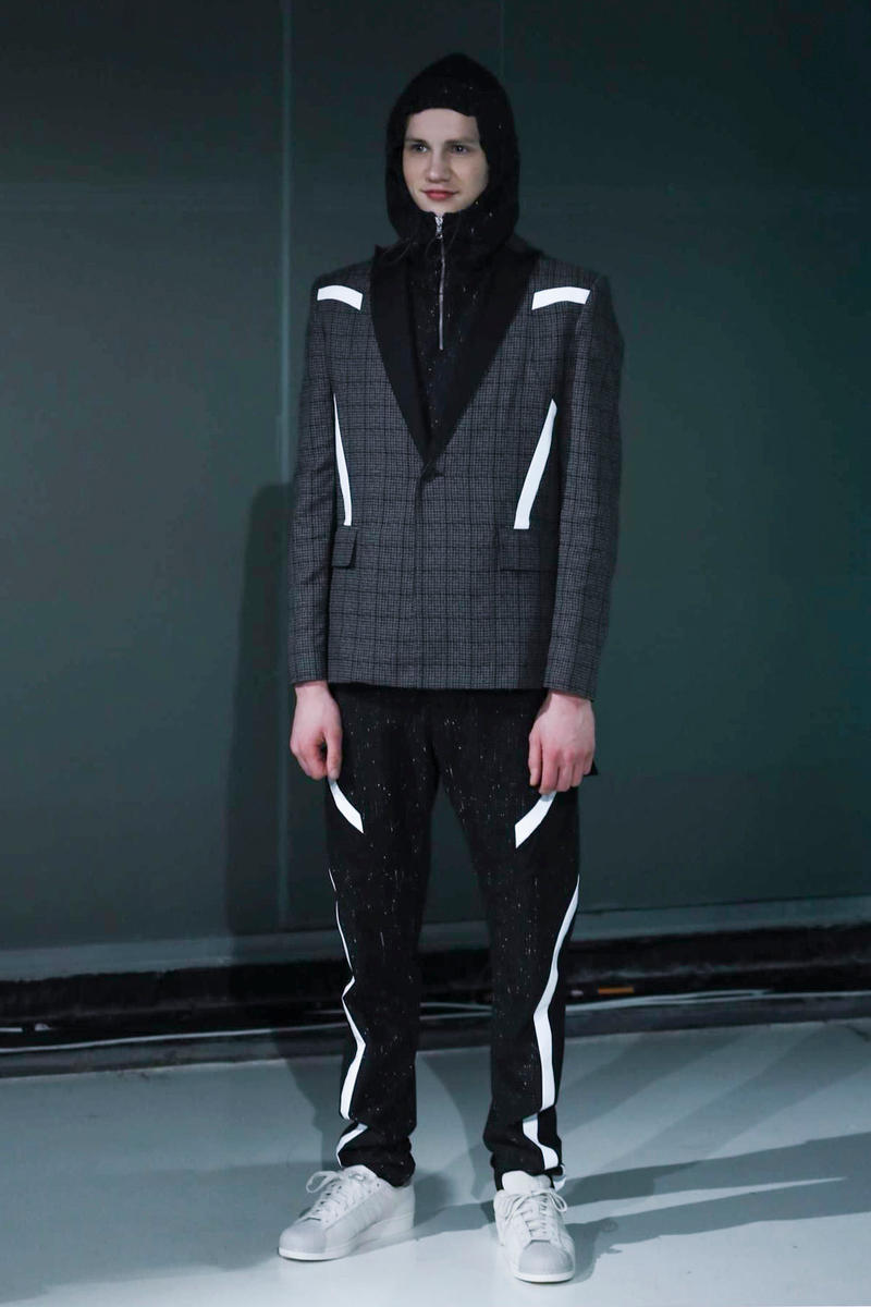 JordanLuca 2018 Fall Winter Collection london fashion week mens lfwm