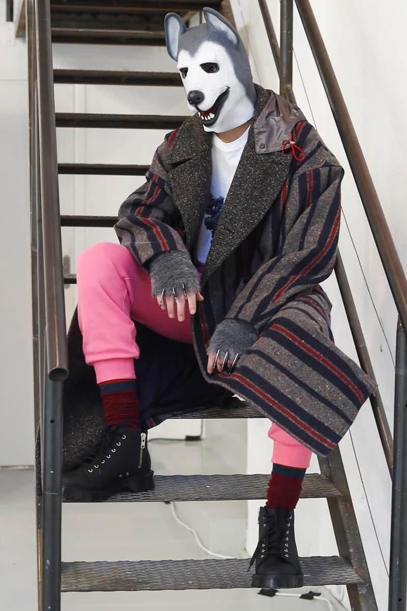 Julien David 2018 Fall/Winter Collection paris fashion week mens fall winter