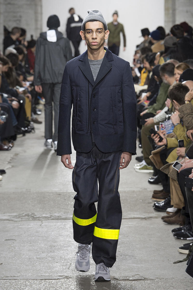 Junya Watanabe MAN 2018 Fall/Winter Collection paris fashion week men's runway the north face karrimor