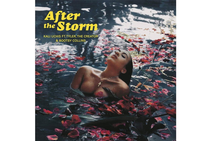 Kali Uchis Tyler The Creator Bootsy Collins After The Storm