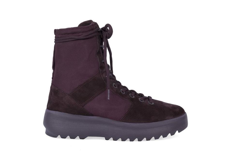 b26d851d44e15 YEEZY Pre-Season 6 Footwear Release