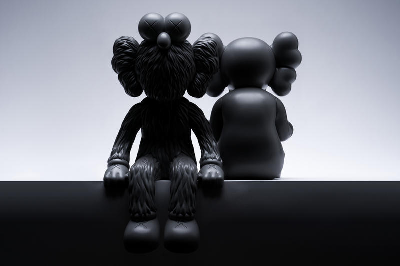 Kaws Seeing Watching Changsha Ifs Sculpture Hypebeast