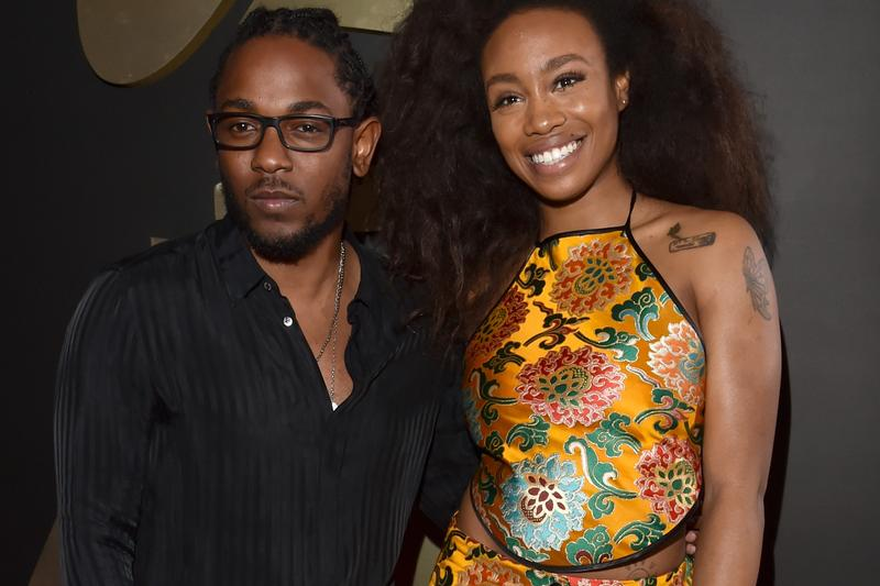 Kendrick Lamar sza schoolboy q tde top dawg entertainment jay rock ab-soul lance skiiwalker SiR tour