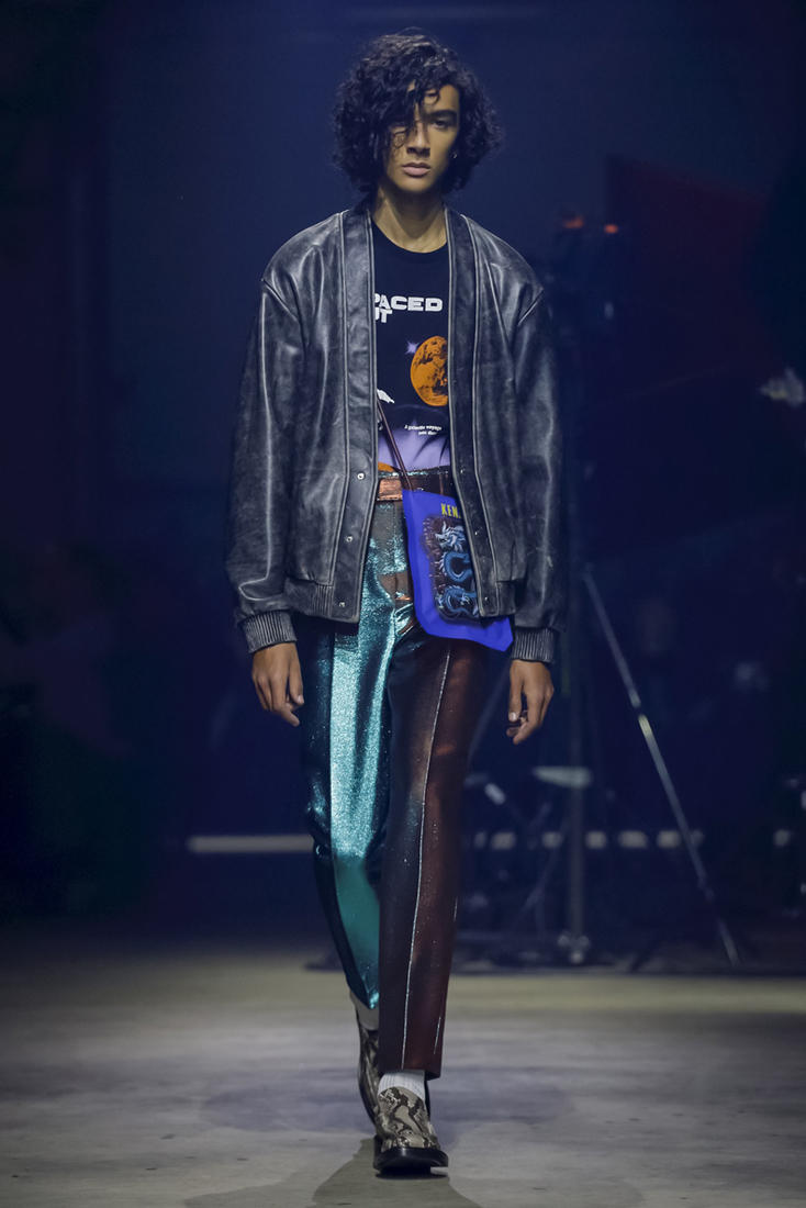 Kenzo Fall Winter 2018 Collection Runway Paris Fashion Week