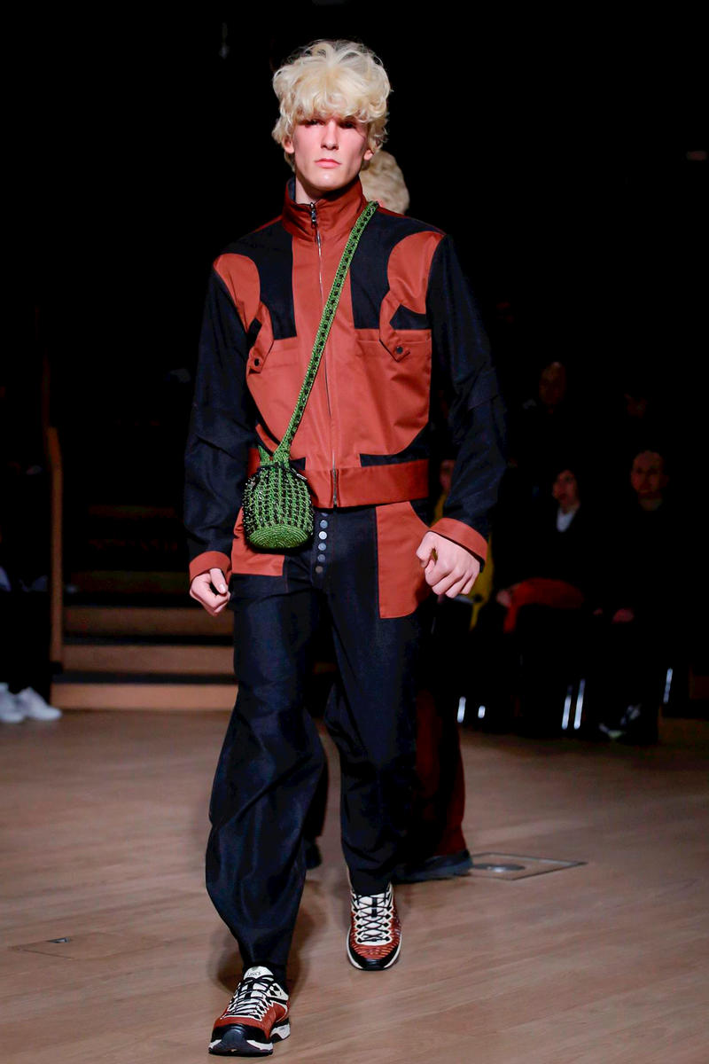 Kiko Kostadinov 2018 Fall/Winter Collection london fashion week london fashion week men's lfwm lfw:m london fashion week 2018 fall/winter