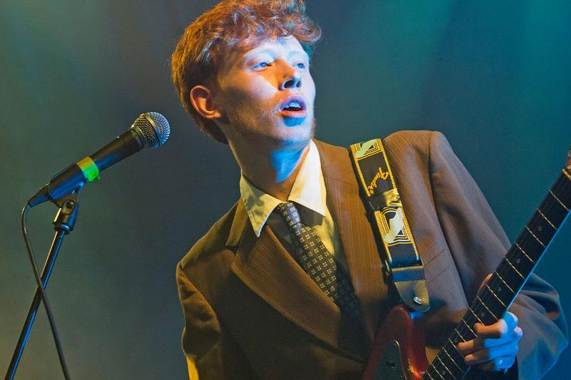 King Krule Announces 2018 North American Tour Dates Cities The Ooz