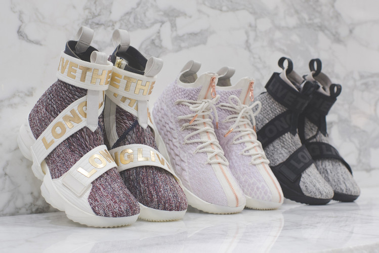 806bee90 Why the KITH x Nike LeBron XVs Are a Needed Departure From the Hyped  Sneaker Game