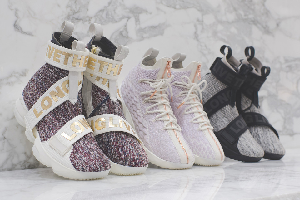 abd12f22 Why the KITH x Nike LeBron XVs Are a Needed Departure From the Hyped  Sneaker Game