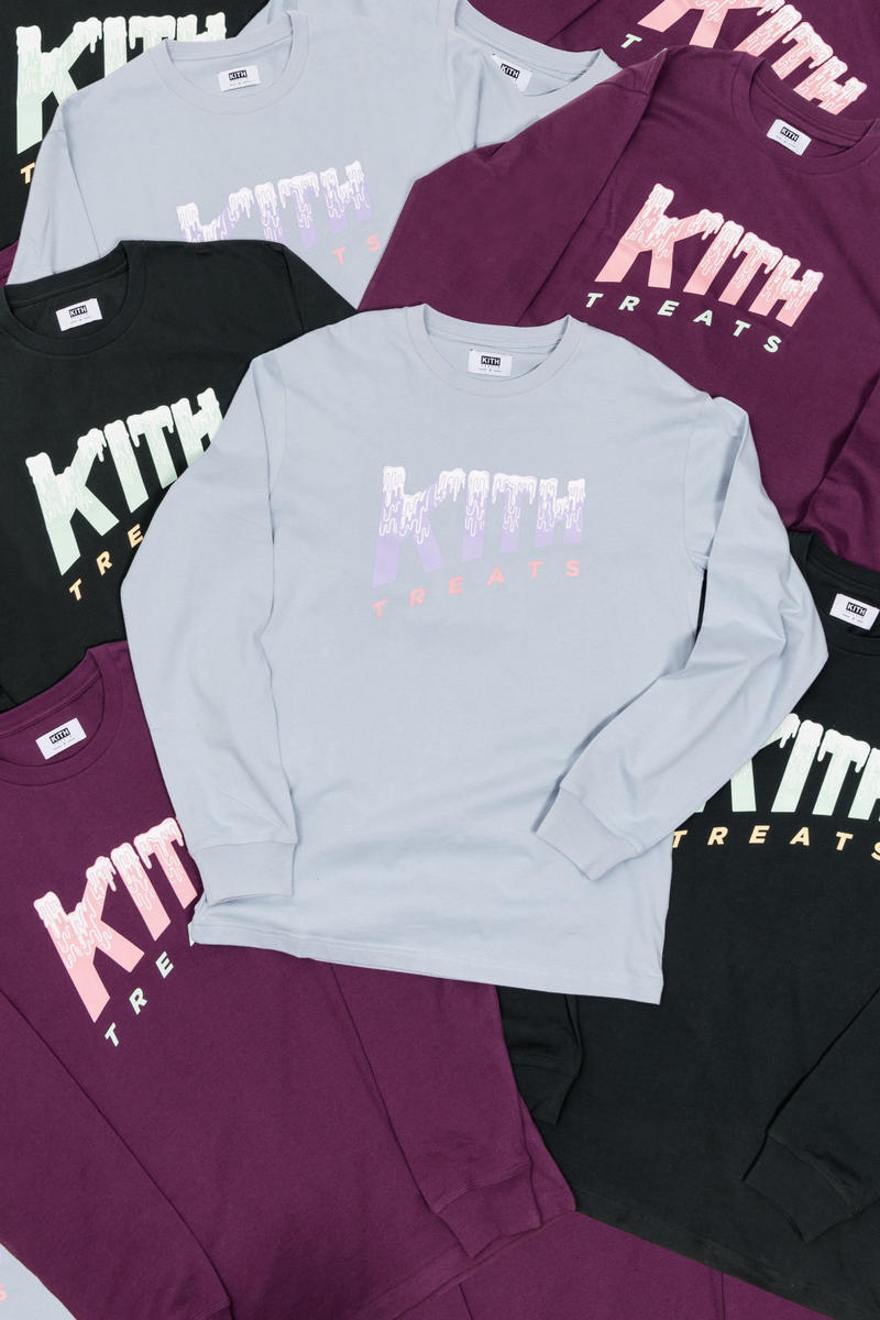 KITH Treats Melting Capsule hoodie t shirt fashion 2018 January 6 Release Date Info