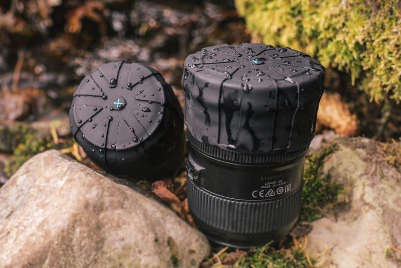Kuvrd Universal Lens Cap Camera Kickstarter Sony Nikon Canon Fuji Pentax Photography Gear