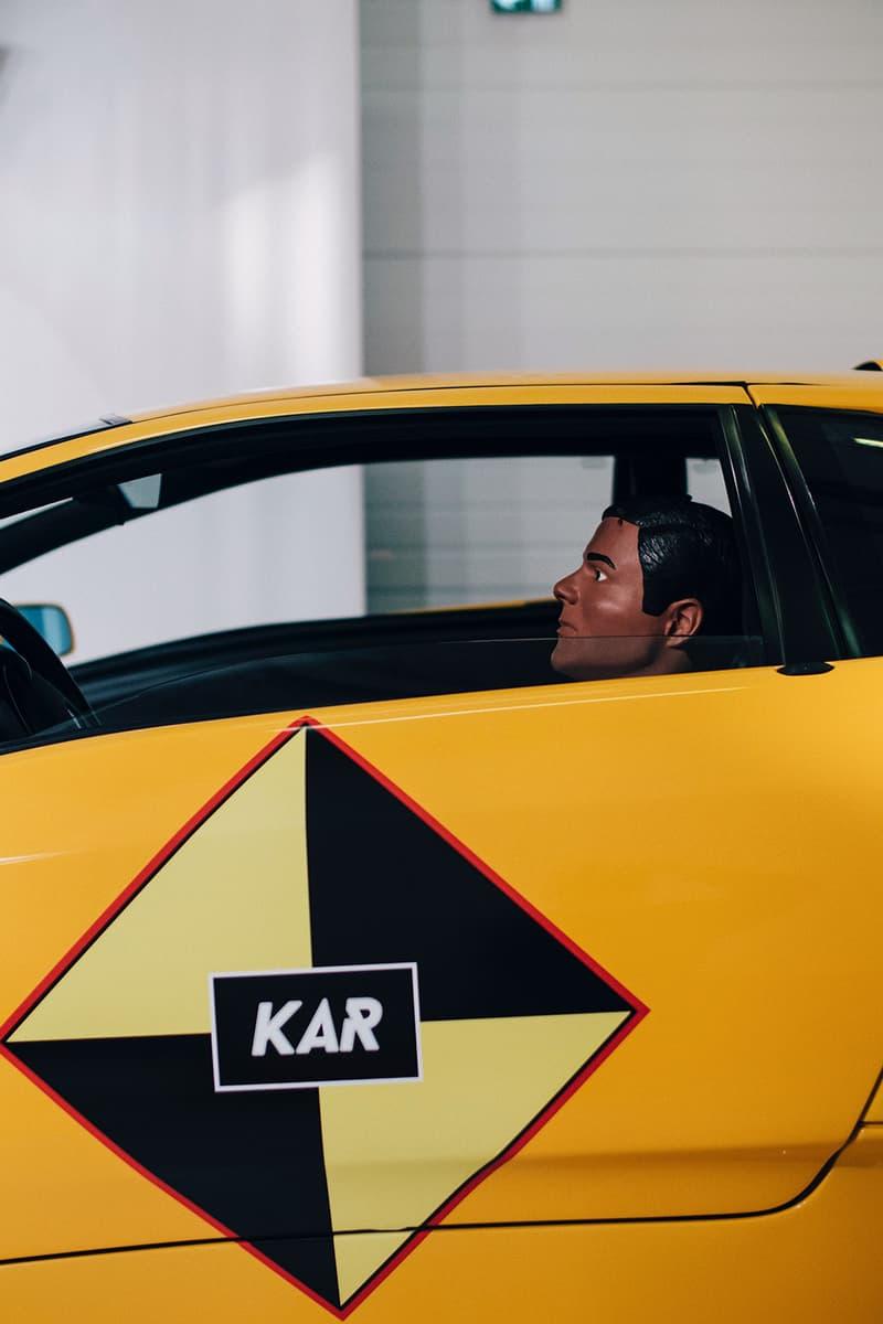 KAR L'Art De L'Automobile Crash Test T-Shirt exhibition paris