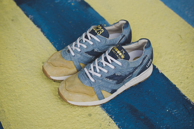 e9c4976b LC23 x Diadora N.9000 & Apparel Collaboration | HYPEBEAST