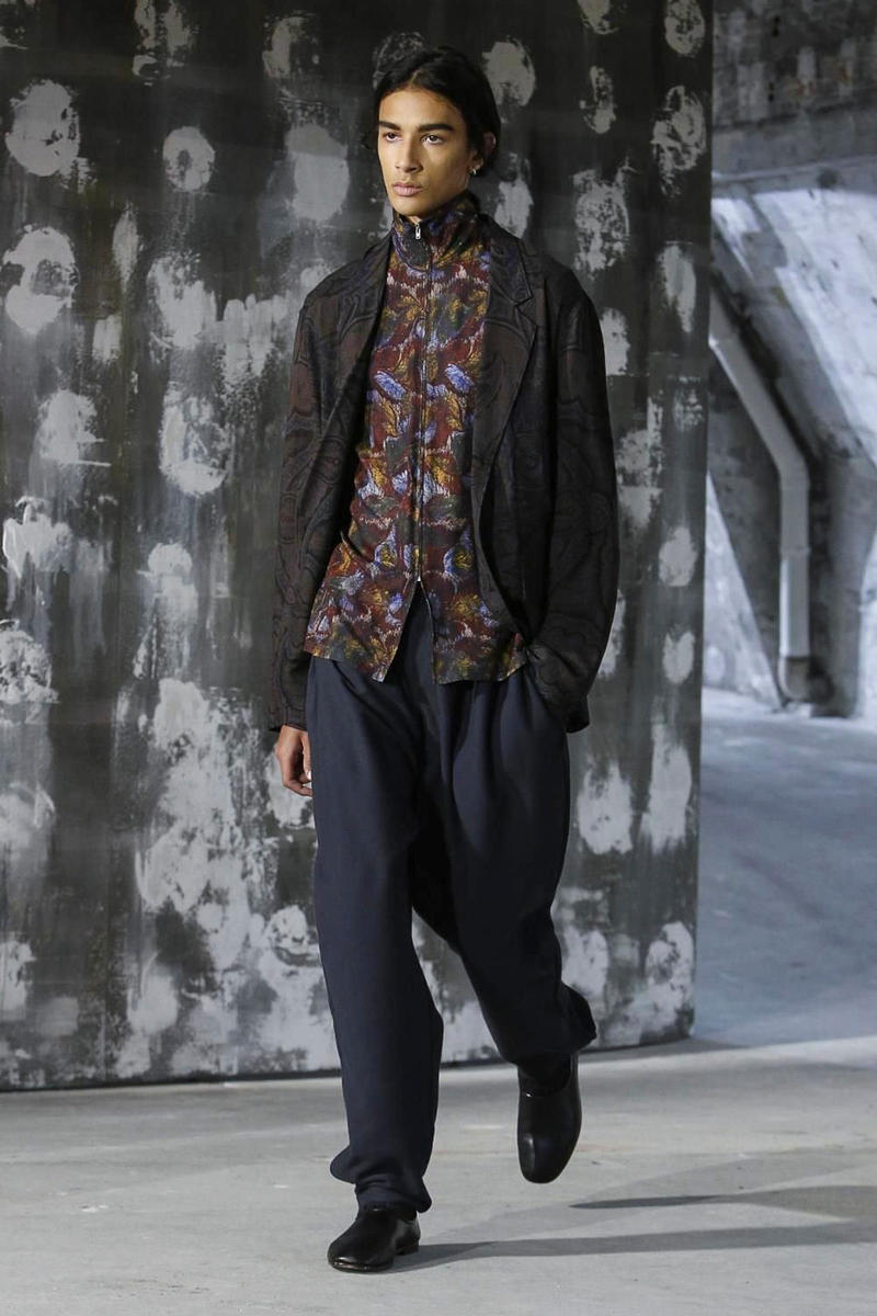 Lemaire 2018 Fall/Winter Collection paris fashion week men's 2018 fall winter