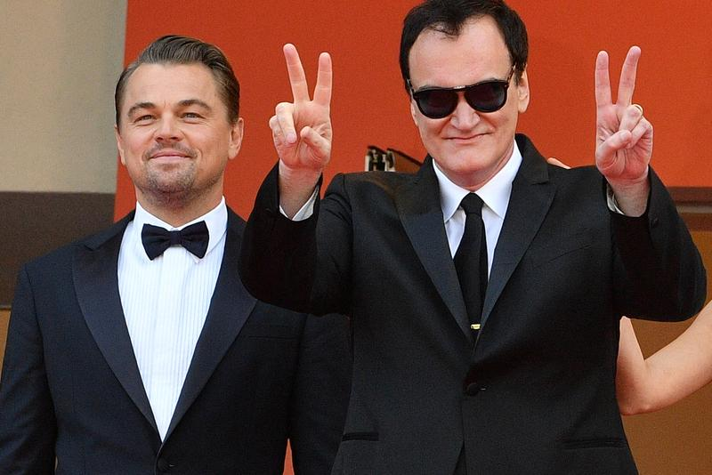 Leonardo DiCaprio Star Quentin Tarantino Film Django Unchained Charles Manson 1969 50th Anniversary