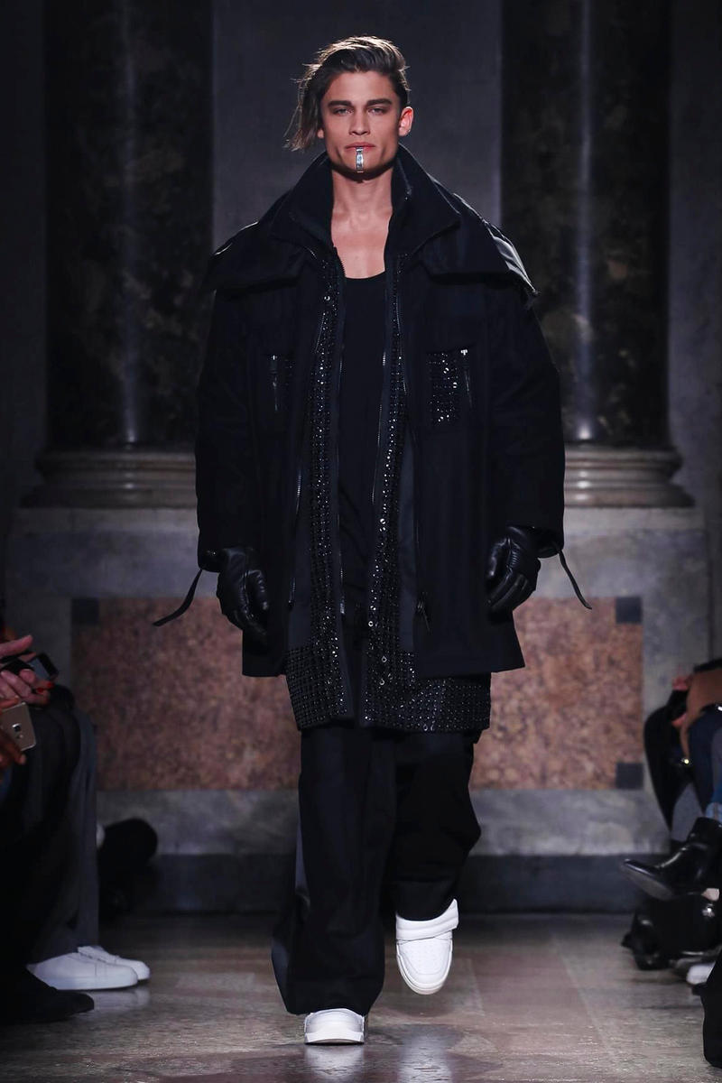 Les Hommes 2018 Fall/Winter Collection milan fashion week milan fashion week men's 2018 fall winter