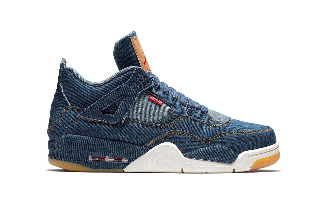 Jordan Brand x Levi's® のコラボレーションは単発では終わらない? ネット上ではブラックデニムモデル待望論が急浮上 Nike ナイキ ジョーダン ブランド リーバイス Air Jordan 4 AJ4 エアジョーダン スニーカー リリース オンライン 発売日 取り扱い 通販 HYPEBEAST ハイプビースト