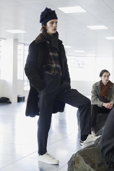 Lou Dalton 2018 Fall/Winter Collection london fashion week london fashion week men's lfwm lfw:m london fashion week men's 2018 fall/winter