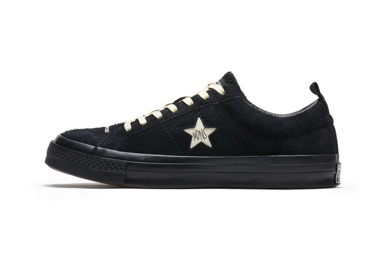 14f5ffaa9464b6 MADNESS and Converse Link up for One Star Model. Footwear