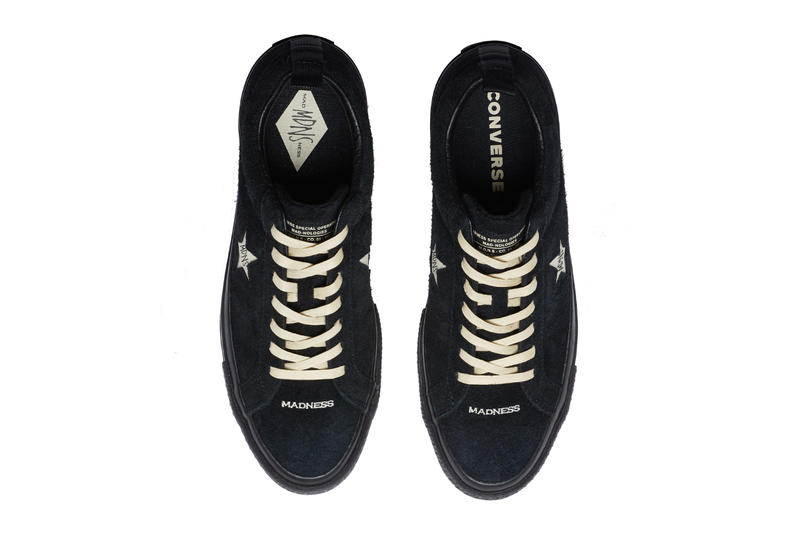MADNESS Converse One Star Release Date January 27 purchase info