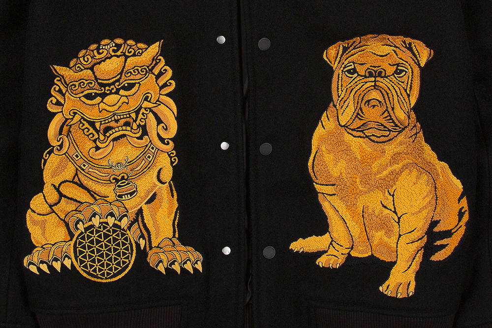 maharishi Chinese New Year Year of the Dog Tour Jacket