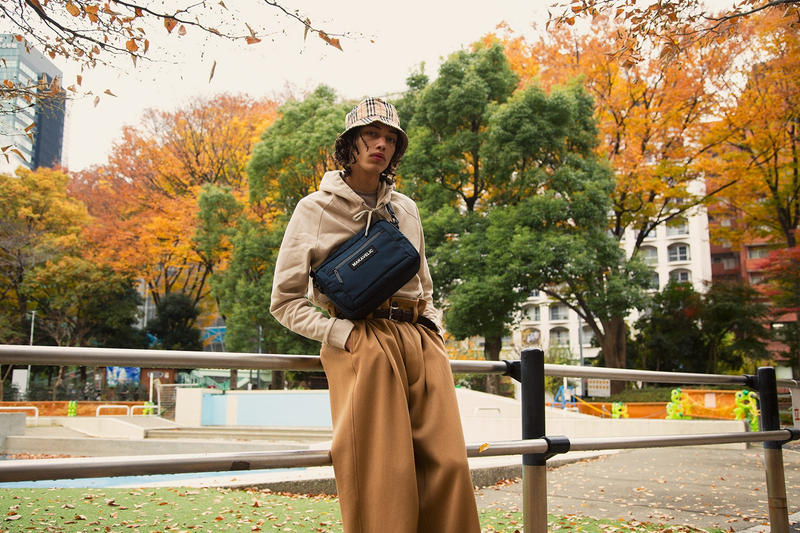 MAKAVELIC 2018 Spring Summer Collection Lookbook Japan Accessory Bag