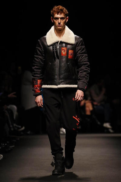 Marcel Burlon 2018 Fall/Winter Collection milan fashion week men's 2018 fall winter
