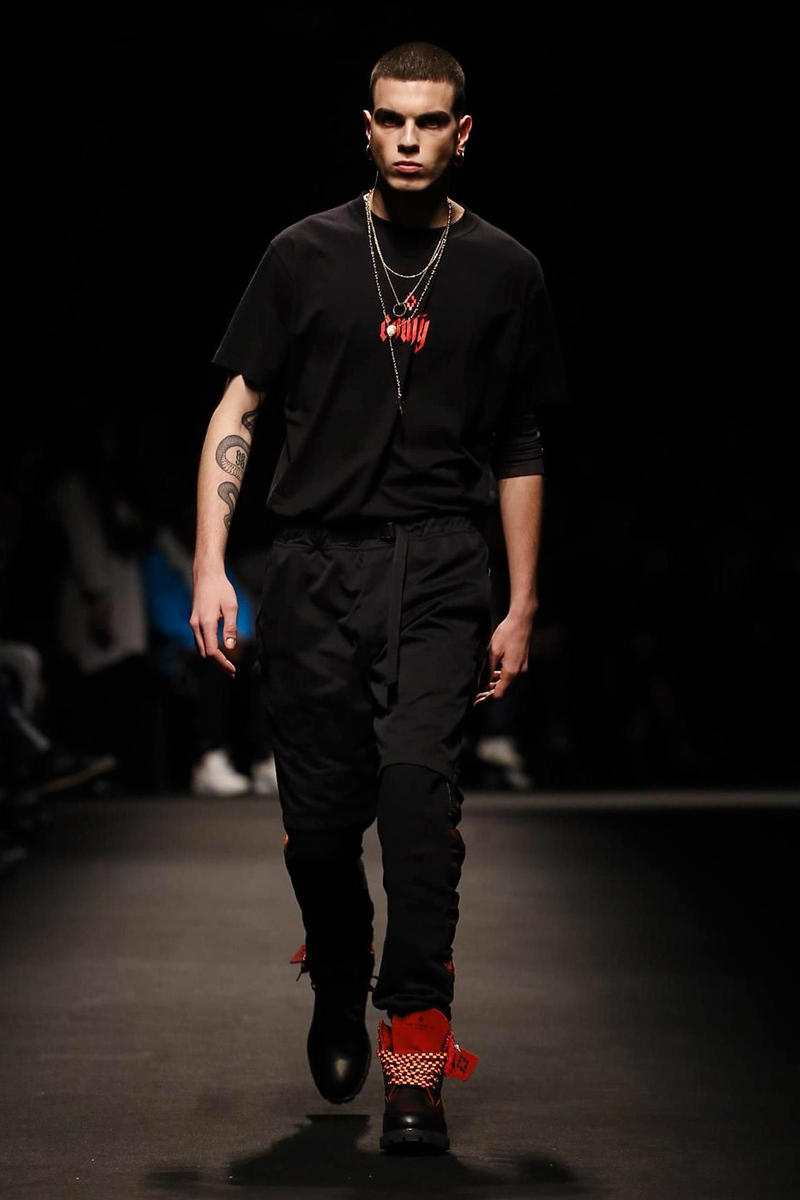 Marcel Burlon 2018 Fall/Winter Collection milan fashion week men's 2018 fall winter