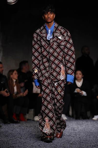 Marni 2018 Fall/Winter Collection milan fashion week milan fashion week men's 2018 fall winter