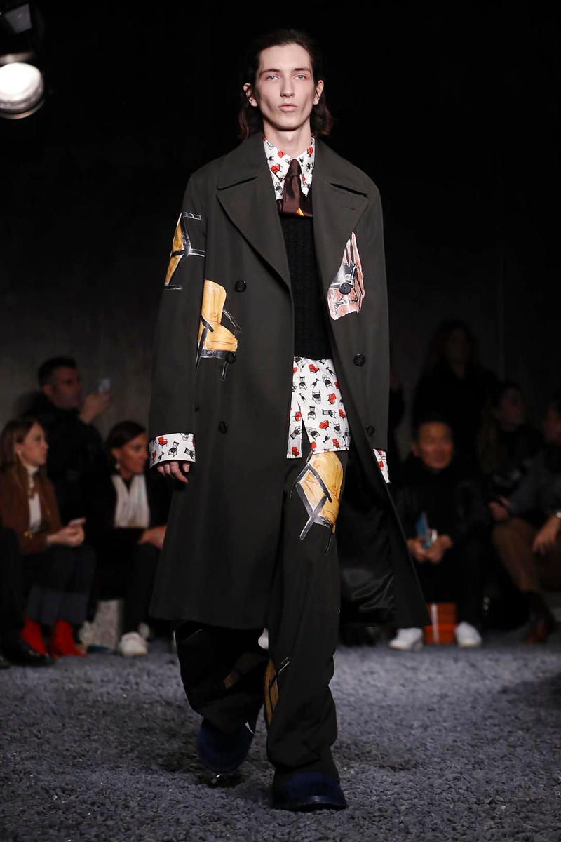 Marni 2018 Fall/Winter Collection milan fashion week milan fashion week men's 2018 fall winter