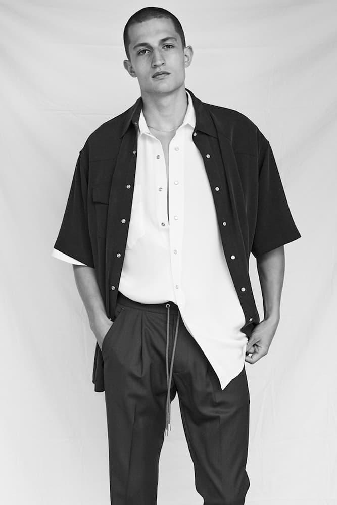 Martin Asbjørn Spring Summer 2018 Lookbook Collection